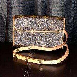 Louis Vuitton Pochette Florentine Monogram
